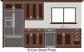 kitchen cabinet clipart. kitchen cabinets design cabinet clipart h