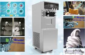 Self Serve Ice Vending Machines Near Me Unique Low Noisy Ice Cream Making Machine With Stainless Steel Casing And