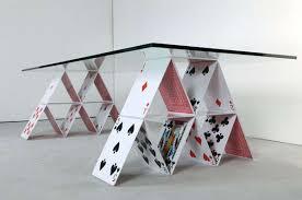 Playing Card Furniture