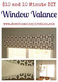 Window Valance Patterns Best Design