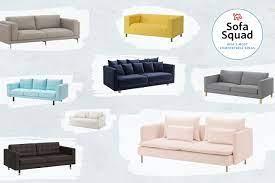 most comfortable ikea sofa bed