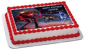 Dark Souls 3 B Edible Cake Topper Cupcake Toppers Edible Prints
