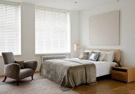 Bedroom Blinds  Kelli Arena - Small bedroom window ideas
