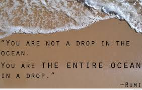 Quotes About Ocean Classy You Are Not A Drop In The Ocean