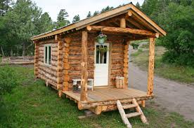 tiny house log cabin. Tiny House Log Cabin C