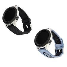 <b>Sport Silicone</b> Bands for Samsung Universal <b>22mm</b> Smartwatch by ...