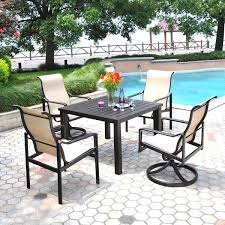 unique design attractive patio furniture no cushions patio furniture without of patio furniture without cushions