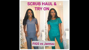 Figs Scrubs Size Chart Nursing Scrubs Haul Review Figs And Jaanuu