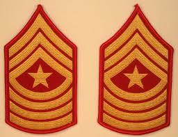 Details About Us Marine Corps Chevron Pair Sergeant Dress