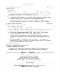 Cover Letter For Non Profit   sample resume format