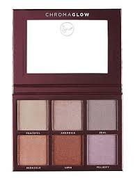 <b>Sigma Beauty</b> - <b>Chroma Glow</b> Shimmer + Highlight Palette ...