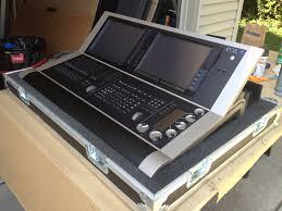 torventures road case for etc eos lighting console