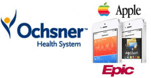 Ochsner Health Is First To Integrate Healthkit With Mychart