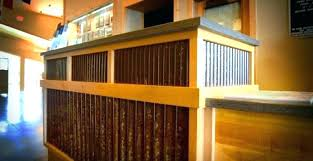 corrugated metal furniture interior wall panels steel cost met
