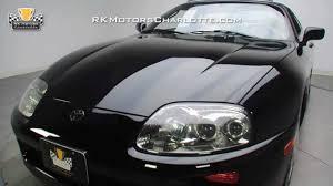 132847 / 1995 Toyota Supra Twin Turbo - YouTube