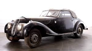 1939 BMW 327 Cabriolet - YouTube