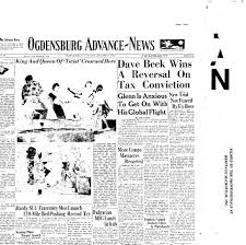 The Advance News Ogdensburg N Y 1933 1935 January 21