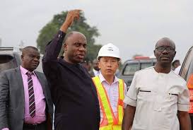 Amaechi assures Lagos-Ibadan railway completion by June