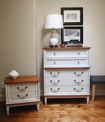 best spray paint for furnitureNightstand  Beautiful Img Refinished Nightstand Refined Vintage