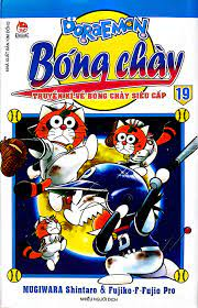 Sách Doraemon Bóng Chày (Phiên Bản Mới) - Tập 19 - FAHASA.COM