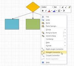 Create A Basic Flowchart Visio