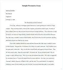 Persuasive Speech Essay Examples Persuasive Speech Example Publish