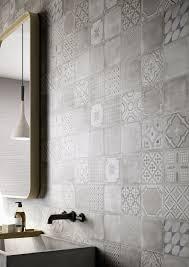 Small Picture Materika Satin concrete effect wall tiles Marazzi