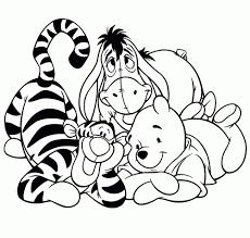 200 Kleurplaat Winnie The Pooh Kleurplaat 2019