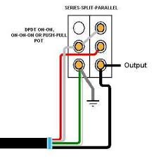 dpdt wiring question talkbass com mm bass pickup series parallel