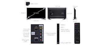 Smart Tivi Samsung 32 inch 32T4300 , nâng tầm trải nghiệm