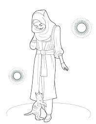 Muslim Coloring Pages Printable Coloring Pages Printable Coloring