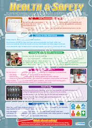 Health And Safety For Design Technology In Schools Health Safety Poster