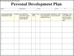 Free Training Plan Template Company For Development Project Free ...