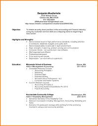 Business Resume Objective 9 Entry Level Job Resume Objective Examples Business