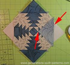 Pineapple Quilt Pattern Interesting Free Pineapple Quilt Patterns Illustrated StepbyStep Instructions