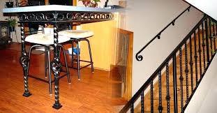 wrought iron indoor furniture. Wrought Iron Furniture Indoor Railing Custom .
