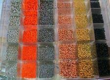 Bead Chart Fly Tying Bass Fly Tying Beads For Sale Ebay