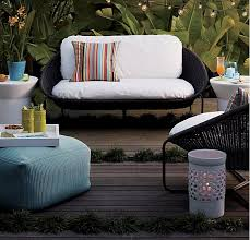 outdoor furniture crate and barrel.  Furniture Morocco Outdoor Bench U2013 Crate U0026 Barrel In Furniture And