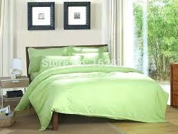mint green duvet cover light green bedding duvet cover set bed linen pillowcase quilt cover king size cotton satin light green light pink and mint green