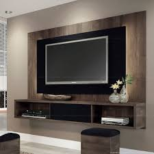 ceiling lighting with dark wood wall mount entertainment center also cushions chair with backless