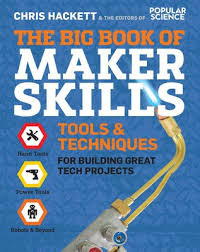 book cover page maker the big book of maker skills book by chris hackett