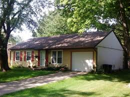 West Lafayette 3 bedroom home for sale Burnett s Creek school garage