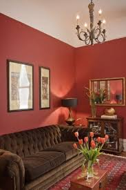 ... Grey Walls Chocolate Brown And Brown Furniture Paint Colors For Living  Room With Black Leather Furniture ...