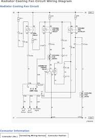 2000 ford truck f150 1 2 ton p u 2wd 4 2l fi ohv 6cyl repair radiator cooling fan circuit wiring diagram 2007