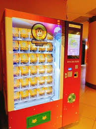 Smart Vending Machine Malaysia Fascinating Avenue K Contests LoopMe Malaysia