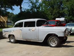 1955 Chevy 210 2-dr Post | The H.A.M.B.