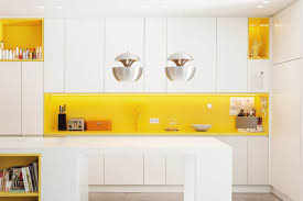 Yellow And White Kitchen Kitchen 20 Best Yellow Accent Kitchens That Really Shine