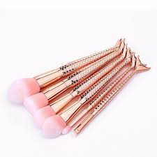 rose gold makeup brushes. sirena rose gold makeup brushes set rose gold makeup brushes