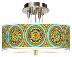 stacy garcia arno daybreak giclee 14 wide ceiling light 55369 k9231