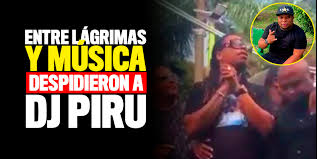 Junior jein — el teléfono descargado 03:48. Video Junior Jein Canto En El Funeral Dj Piru